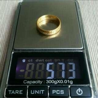 916 Gold Ring Urgent Sale