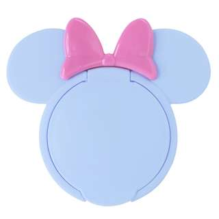 Reusable Wet Tissue Baby Wipes Cover - Minnie Blue