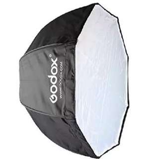 (out of stock) Godox 80cm Portable Octagon Flash Softbox Umbrella Brolly Reflector for Studio Photo Flash Speedlight light Speedlite