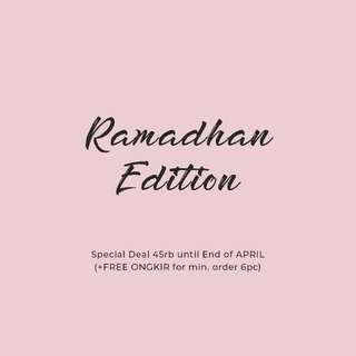 Ramadhan Mini Pouch