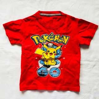 Pokemon Shirt for Kids