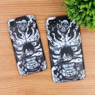 Iphone 6 and 6s luffy case