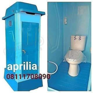 Toilet Portable VIP closet Duduk