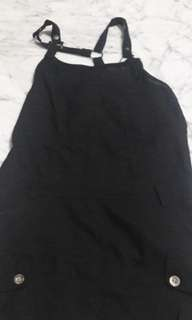Cross Back Fashion Dress