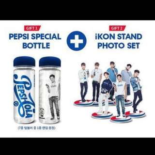 [WTB] PEPSI BOTTLE - BOBBY IKON