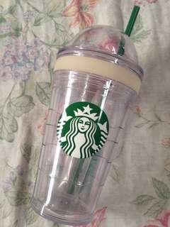 Starbucks Siren Frappuccino Tumbler 16oz