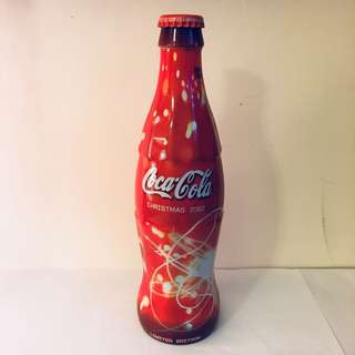 Coca Cola Christmas 2002 Limited Edition