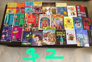 Kids books in great condition- $2 for each