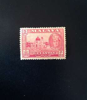 Malaya 1965 Kelantan Def 5c Mint (0399)