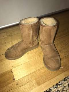 Womens genuine ugg boots