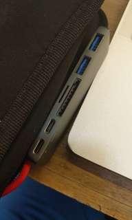 USB C hub for MacBook Pro