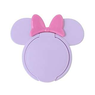 Reusable Wet Tissue Baby Wipes Cover - Minnie Purple