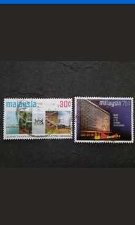 Malaysia 1974 25th Anniversary National Electricity Boards Complete Set - 3v Used Stamps