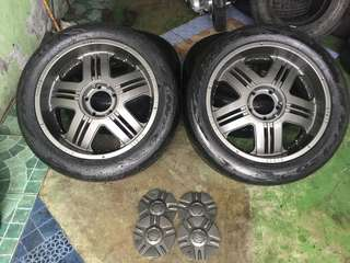 Zenik mazotti 22' mags with tires