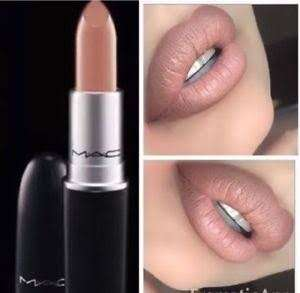 NEW LIPSTICK MAC IN SATIN MYTH