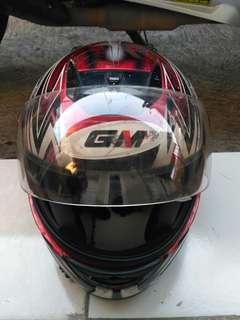 Helm fullface GM