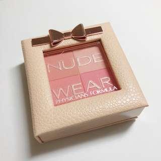 physicians formula blush nude wear