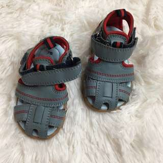 [As New] Children Kids Infant Mothercare Sandal Shoes Walking Footwear