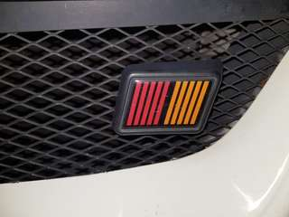 Colt Version R- Authentic Ralliart Emblem