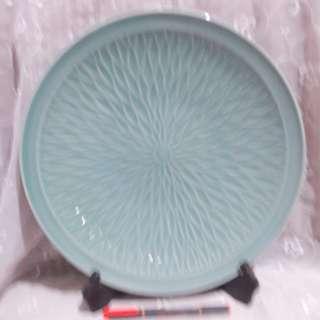 Celadon Big Serving Plate