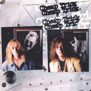 Cheap Trick – Busted CD