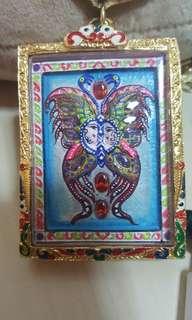 Butterfly Amulet 2557 (Blk B)