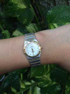Authentic Omega Constellation Ladies