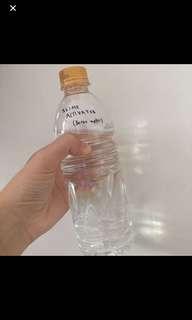 Slime activator (borax + water)