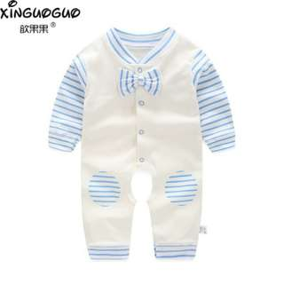 Smart Baby Jumpsuit For Newborn Rompers Infants Clothing 0-12months