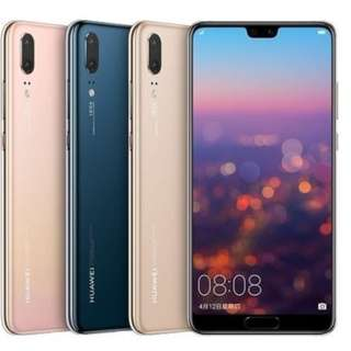 Huawei P20 (Local Set with Local 2 Year Huawei Warranty)