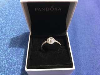 PANDORA - classic elegant ring
