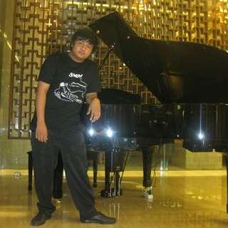 Kursus Musik Profesional (Biola, Piano, Gitar)