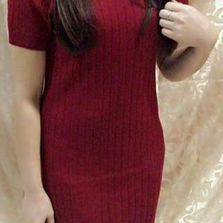 Knitted dress 👗