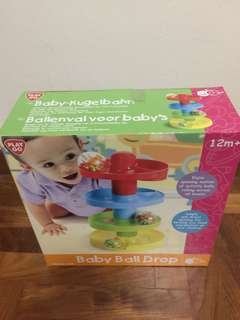 PlayGo baby ball drop