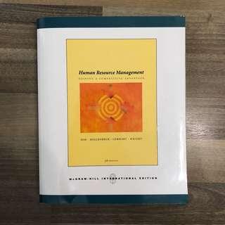 NTU HP8005 Human Resource Management Textbook