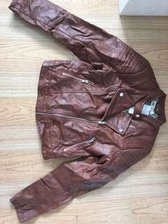 Brand new H&M Leather Jacket