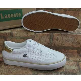 WOMEN'S LACOSTE SHOES <<<<>>>>>