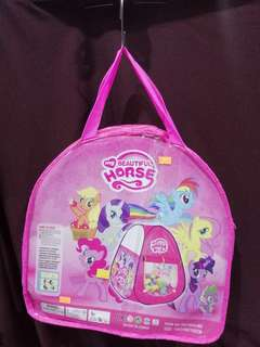 LITTLE PONY TENT