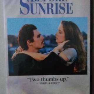 DVD 愛在黎明破曉時(Before Sunrise)