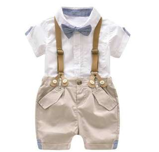 Boys formal suit for party occasion