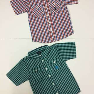 Boys Shirt us polo size 3