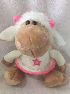 Cute Little Goat Stuff Toy