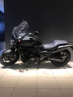 2016年 Honda CTX700N ABS DCT 只跑約兩千公里 免頭款 可分期