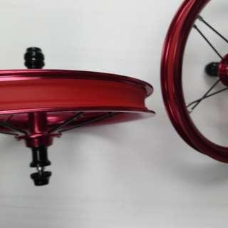 腳行單車Ling pair 鋁合金