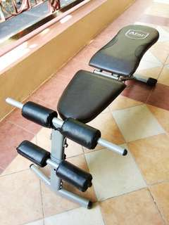 Exercise Bench Adjustable