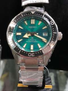 Seiko Prospex SBDC059 limited edition 1000pcs 6R15 Green Dial 62MAS