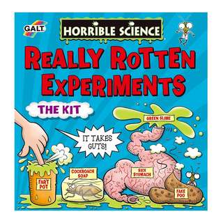 Horrible Science - Really Rotten Experiments (GALT Toys)
