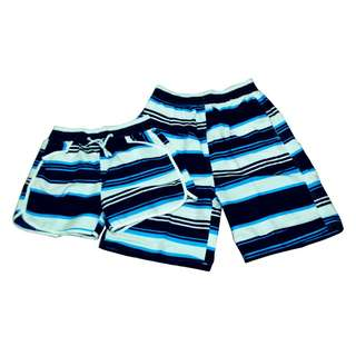 Fashion Casual Beach wear Couple shorts (1pair) KB-33