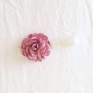 Baby Girl Lace Headband