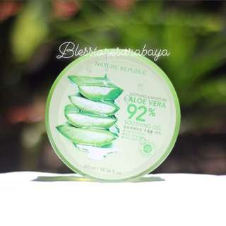 NATURE REPUBLIC ALOEVERA GEL 92%